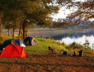 Partir en vacances en camping