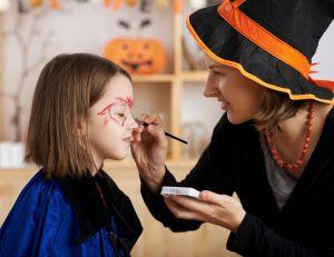 Halloween : des idées de maquillage pour petits et grands