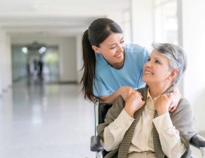 Hébergement des personnes âgées : les EHPAD