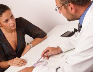 Consultation pour une hépatite C