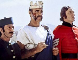 L'homme qui voulut être roi © Columbia Pictures