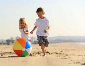 Quelques idées d'activités à la plage