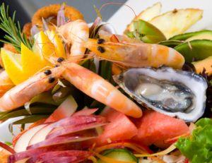 Idées de recettes de la mer