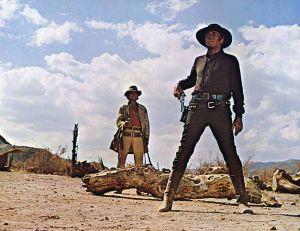 Il était une fois dans l'Ouest © Paramount Pictures