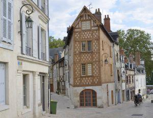 Immeuble à Orléans
