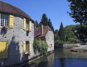Maison qui aurait pu être en Bretagne