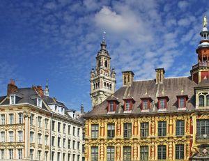 Grande place d'Arras