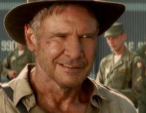 Image tirée du film Indiana Jones et le crâne de cristal