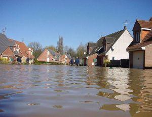 Graves inondations - CC Lamiot.