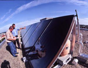panneau solaire l 39 installation de panneaux solaires. Black Bedroom Furniture Sets. Home Design Ideas