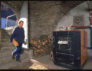 Installer une chaudière à bois