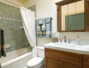 Question confort et étanchéité, le rideau de douche laisse souvent à désirer