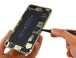 Une société a mis au point une pile à hydrogène offrant à l'iPhone 6 une autonomie d'une semaine... - copyright ExtremeTech