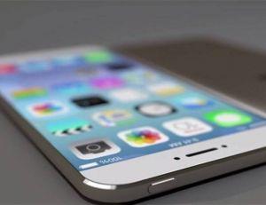 Vue d'un iPhone 6, dont le look serait peu ou prou identique à celui de l'iPhone 6S.