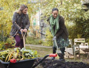 Bientôt un jardin participatif à Mains d'Oeuvres