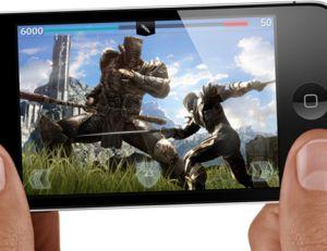 Les meilleurs jeux sur iPhone - © Apple