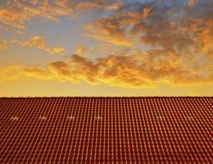Hydrofugation d'un toit