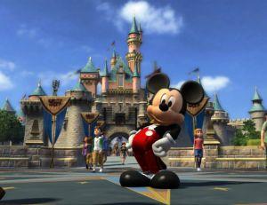 Kinect Disneyland Adventures - © Microsoft