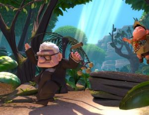 Kinect Héros : une aventure Disney - Pixar - © Microsoft