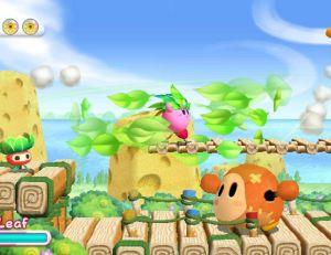 Kirby's Adventure Wii - © Nintendo
