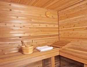 Installer un sauna en kit