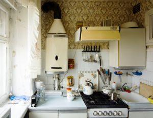 Aménagement d'une kitchenette fonctionnelle