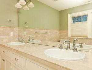 L'avantage d'installer une double vasque