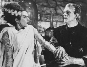 La Fiancée de Frankenstein © Universal Pictures