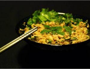 Salade de poulet Laap Khaï