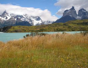 Lac Pehoe - Patagonie Australe © Chili Excepción