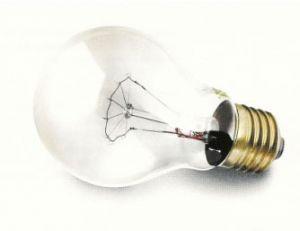 Lectricit les ampoules filament c 39 est fini - La lampe a incandescence ...