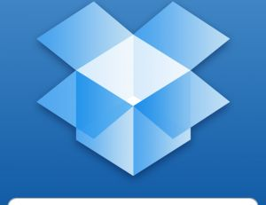 Lancez l'application Dropbox