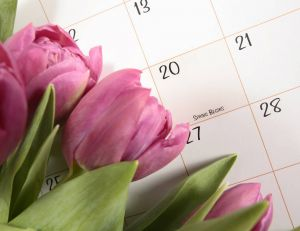 Le calendrier de printemps du jardin/ iStock.com - Sampsyseeds