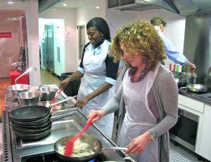 Les émissions de cuisine auraient tendance à faire grossir les téléspectateurs... - EG Focus - Flickr CC.