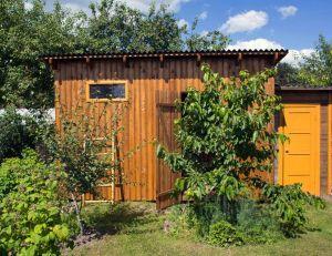 Les formalités administratives relatives à la construction d'un abri de jardin / iStock.com -Katrin Timoff