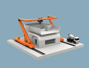 Les premiers bâtiments imprimés en 3D sortent de terre