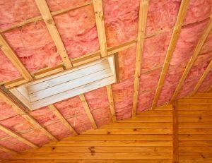Les techniques d'isolation d'un plafond