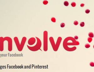 Lier Facebook et Pinterest avec Pinvolve - © Pinvolve