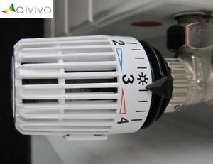 Installer un robinet thermostatique sur un radiateur