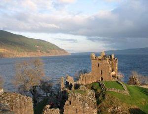Le loch Ness… un endroit paisible