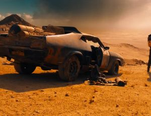 Capture du film Mad Max Fury Road - copyright Village Roadshow Pictures