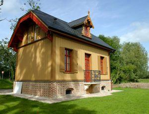La maison Pontonnière