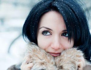 Un maquillage aux couleurs de l'hiver