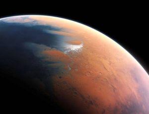 Vue de la planète Mars -© European Southern Observatory