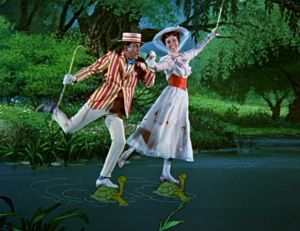 Mary Poppins © Walt Disney Pictures