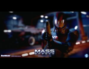 Mass Effect © Electronic Arts
