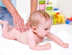 Conseils pour masser bébé