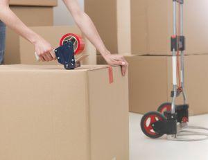 Prévoir le matériel de déménagement