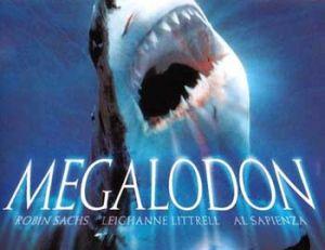 Affiche du film Megalodon