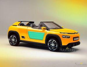 Le salon de Francfort pourrait bien être l'occasion pour Citroën de présenter la nouvelle héritière de la mythique Mehari... - copyright The Automobilist